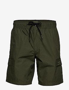 UTL CARGO SHORT - casual shorts - utl olive