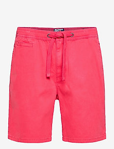 SUNSCORCHED - casual shorts - grapefruit