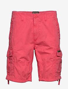 CORE PARA CARGO SHORT - casual shorts - maldive pink