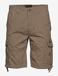 CORE PARA CARGO SHORT - casual shorts - sand