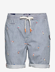 SUNSCORCHED SHORT - casual shorts - ice lolly aoe stripe