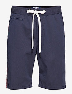 SUNSCORCHED SHORT - NAVY MICRO DOT