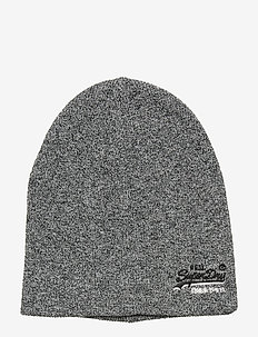 ORANGE LABEL BEANIE - pipot - basalt grey grit