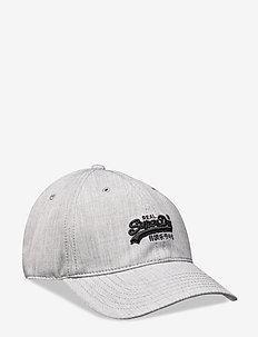 ORANGE LABEL CAP - lakit - grey marl