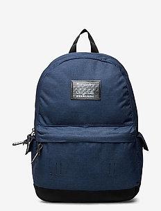 HOLOGRAM MONTANA - backpacks - dark navy marl