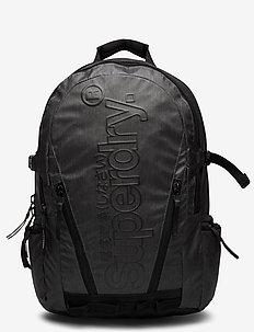 TARP BACKPACK - reput - black