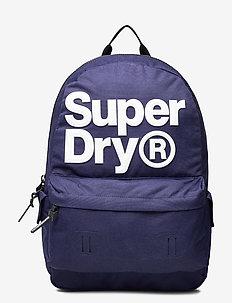 LOGO MONTANA - ryggsäckar - downhill blue