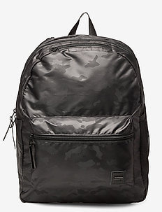 City Pack - backpacks - black camo