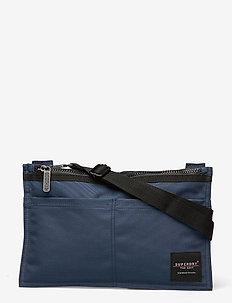 EDIT POUCH - shoulder bags - rich navy