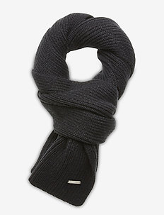EDIT SCARF - huivit - black