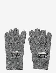 ORANGE LABEL GLOVE - hanskat - basalt grey grit