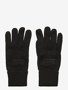 Orange Label Glove - gloves - black