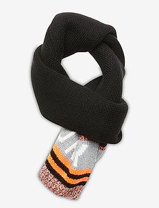 REDFORD LOGO SCARF - sjaals - fluro orange