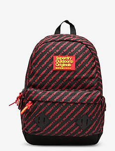 CNY MOTO MONTANA - backpacks - black