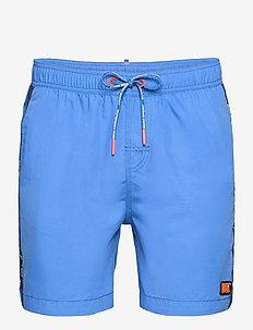 SWIMSPORT SHORTS - uimashortsit - 70's blue