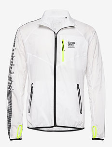 TRAINING LIGHTWEIGHT JACKET - koulutustakit - optic