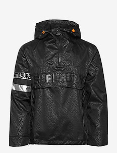 SPORT CHASE OVERHEAD - training jackets - black