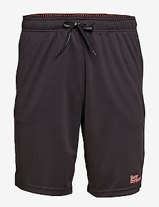 ACTIVE TRICOT SHORT - BLACK
