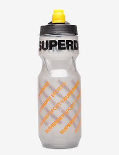 SPORTS PLASTIC BOTTLE - GREY AOP