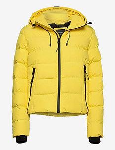 Spirit Sports Puffer - gewatteerde jassen - nautical yellow