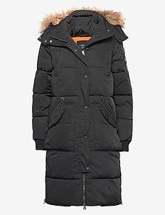 Longline Chinook - manteaux d'hiver - black