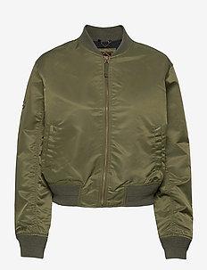 MA1 BOMBER - bomber jackets - trekking olive