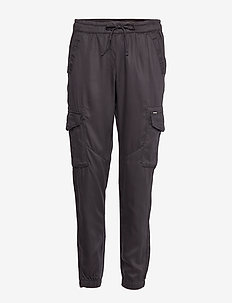 LUX UTILITY JOGGER - casual bukser - scandi grey