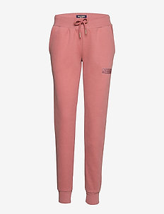 RAVEN SLIM JOGGER - joggings - rose tan