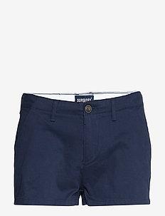 CHINO HOT SHORT - casual shorts - atlantic navy