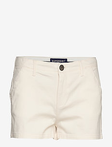 CHINO HOT SHORT - OYSTER