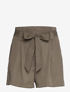 DESERT PAPER BAG SHORT - casual shorts - bungee cord