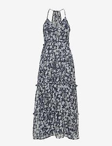MARGAUX MAXI DRESS - evening dresses - navy floral