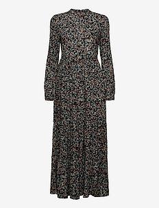 Skylar Maxi Dress - robes longues - autumn daisy