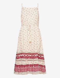 AMEERA CAMI DRESS - summer dresses - pale rose