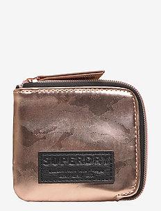 MAI COIN PURSE - plånböcker - pink camo