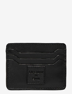 CARD HOLDER & KEY RING SET - card holders - black