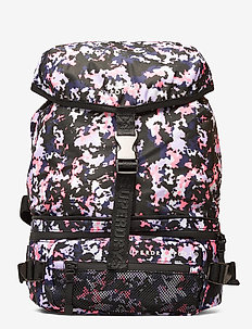 CONVERTIBLE SPORT BACKPACK - sacs a dos - grey camo