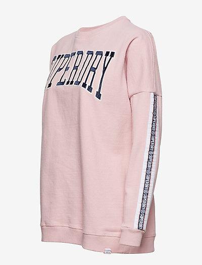 Superdry Alicia Crew- Sweatshirts Fade Pink
