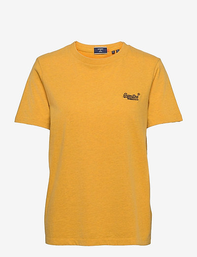 OL CLASSIC TEE - t-shirts - utah peach marl