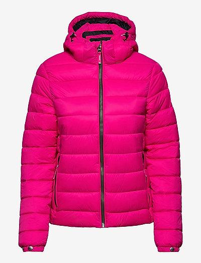 CLASSIC FUJI PUFFER JACKET - vinterjackor - hot pink