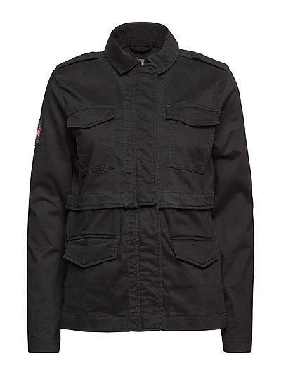 Rookie Split Jacket Outerwear Jackets Utility Jackets Blau SUPERDRY | SUPERDRY SALE