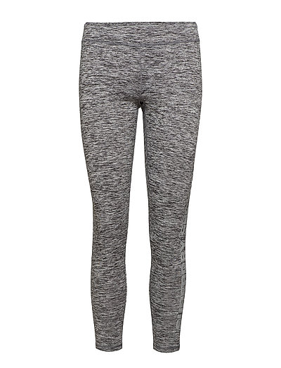 SUPERDRY CORE GYM LEGGING - SPECKLE CHARCOAL
