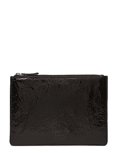 outlet putiikki paras myynti voittamaton x Superdry Metallic Clutch (Black), (29.97 €) | Large selection of  outlet-styles | Booztlet.com