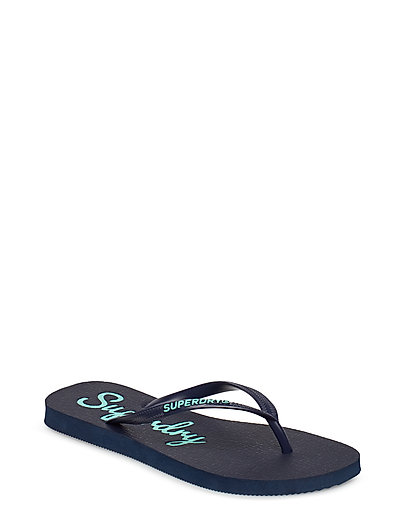 SUPER SLEEK FLIP FLOP - MARINA NAVY/SAILMAKER GREEN