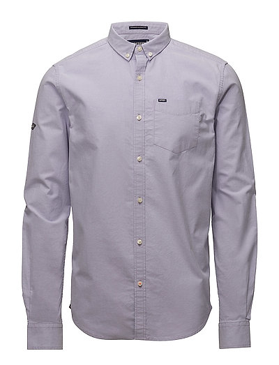 ULTIMATE OXFORD L/S SHIRT - LILAC