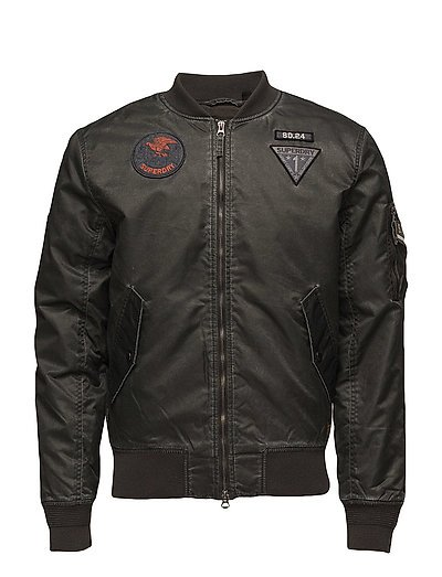 LIMITED EDITION FLIGHT BOMBER - ARMY GREEN