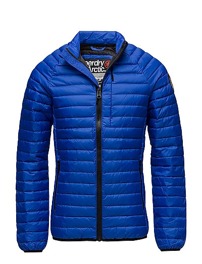 CORE DOWN JACKET - COBALT