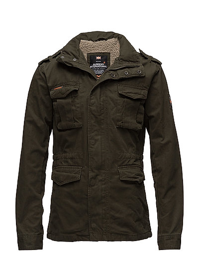 ROOKIE HEAVY WEATHER FIELD JKT - FIELD DARK KHAKI