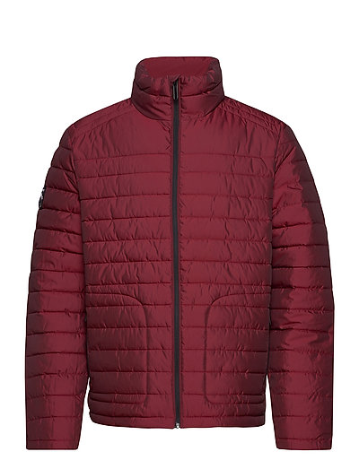 Non Hooded Fuji Jacket Steppjacke Rot SUPERDRY