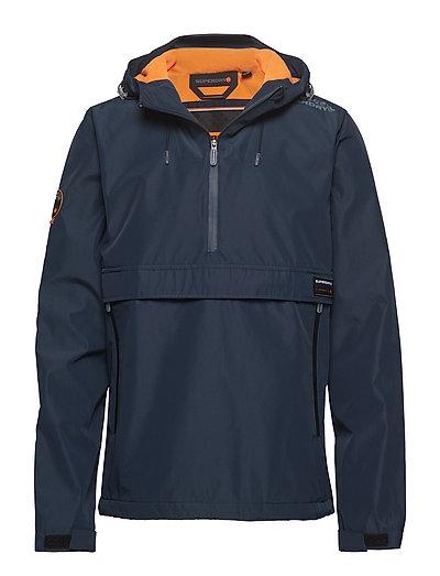 Overhead Elite Sd-Windcheater Outerwear Jackets Anoraks Blau SUPERDRY | SUPERDRY SALE